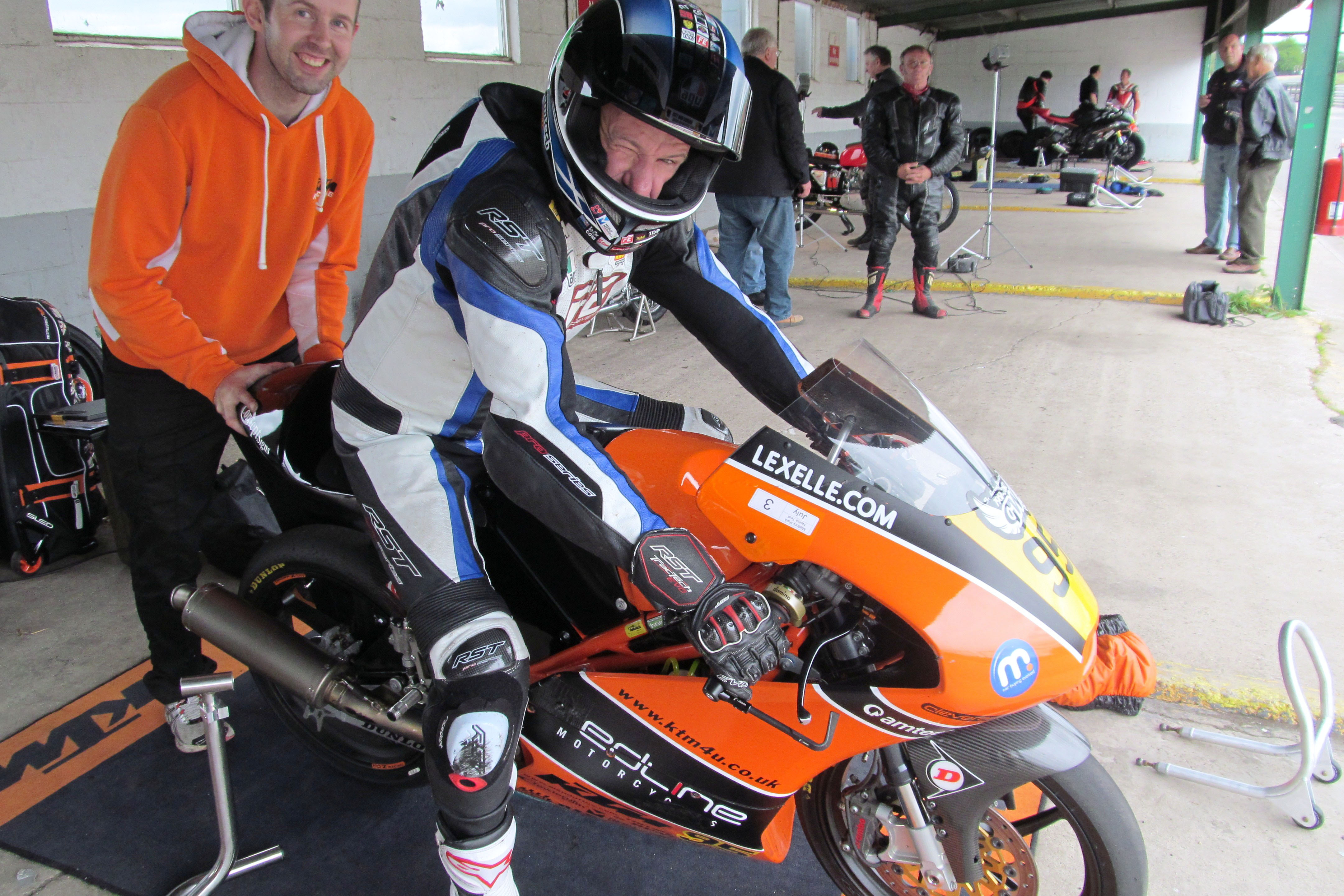 First Ride: KTM RC250R review