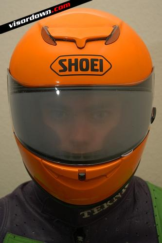 Learn to ride with Visordown: Misting visors