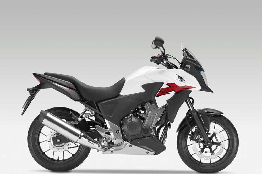 List of every A2-ready Adventure motorcycle