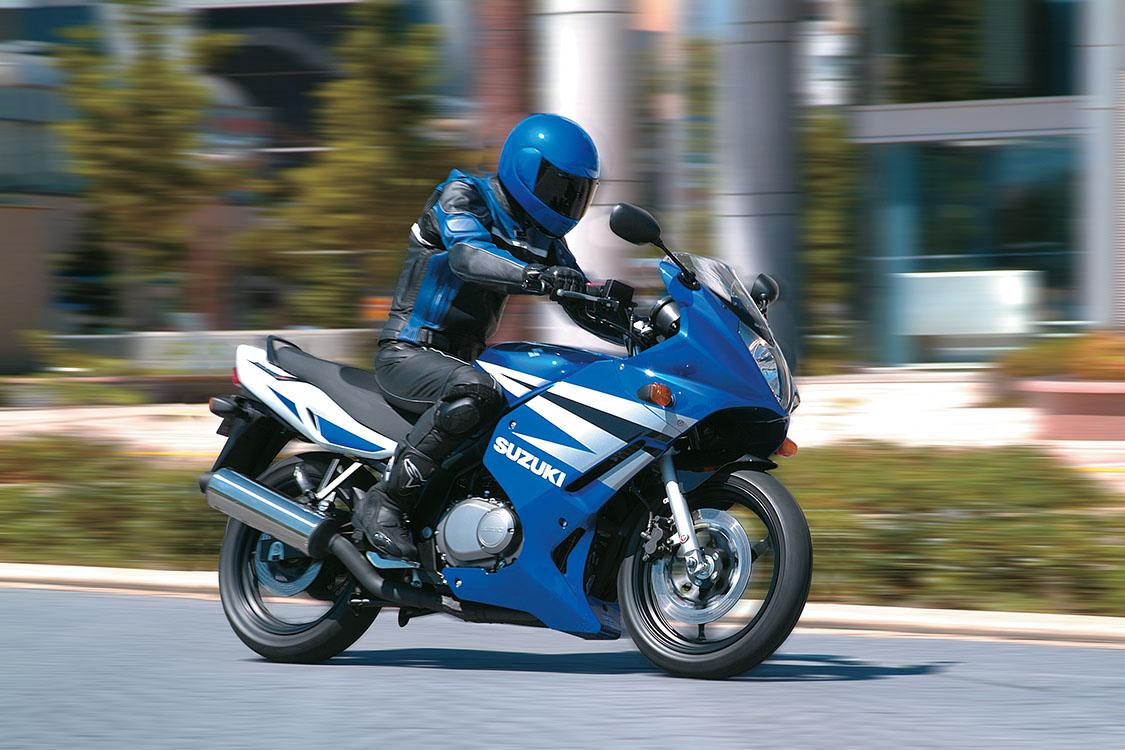 Fastest Road Bike >> Suzuki GS500F | Visordown