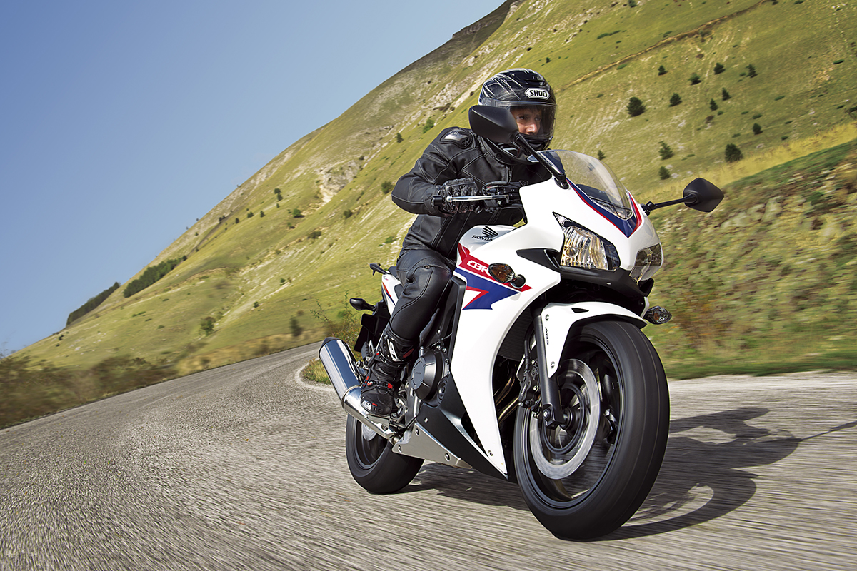 The 5 fastest A2 motorcycles