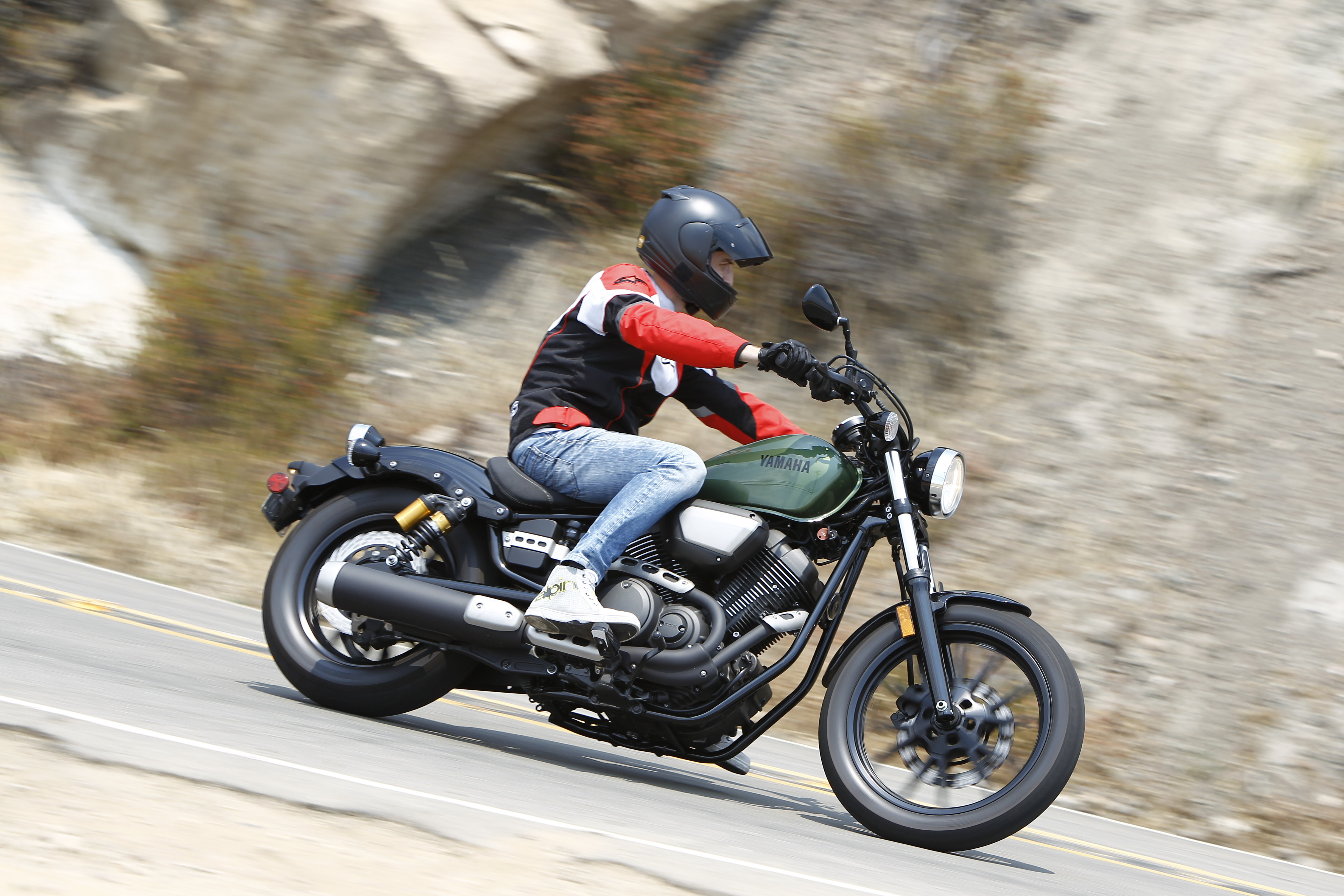 First Ride: Yamaha XV950 review