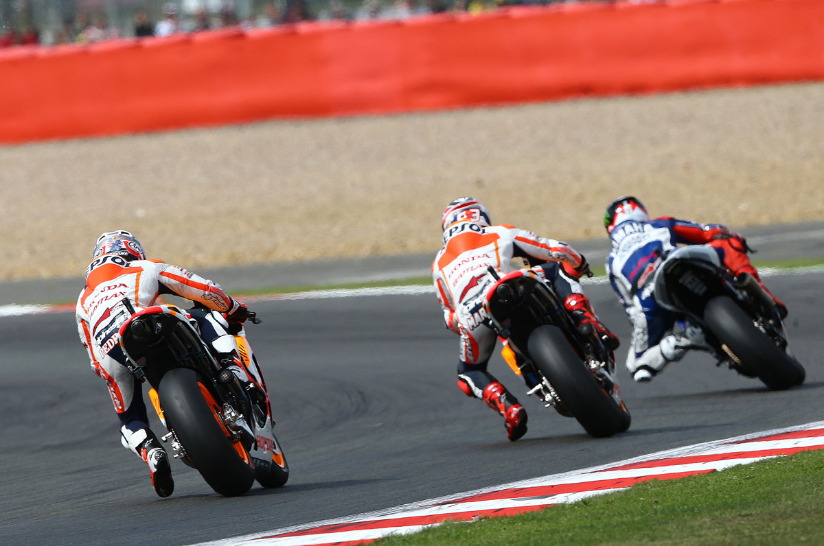 MotoGP 2013: Championship standings after Silverstone