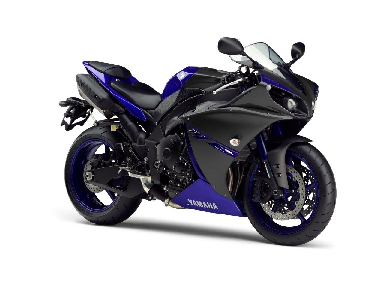 Yamaha's 2014 Race Blu models | Visordown
