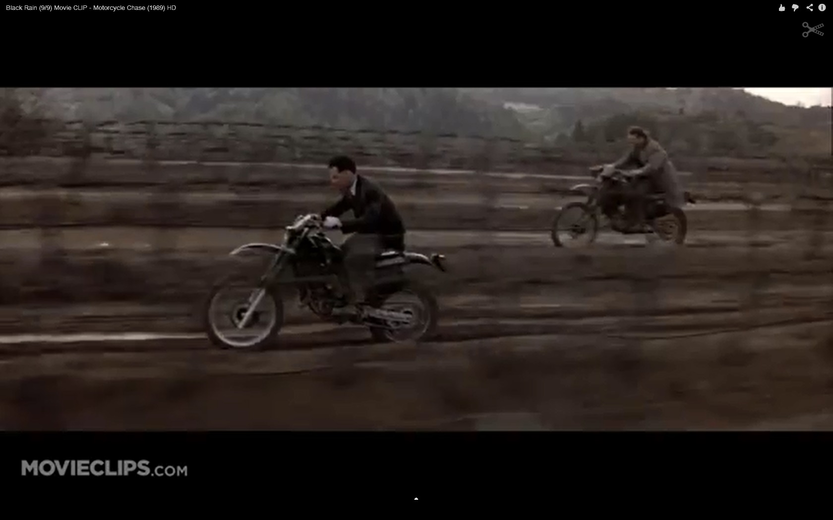 Top 10 things movies get wrong about motorcycles