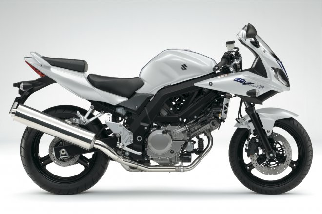 Revised SV650S for 2014