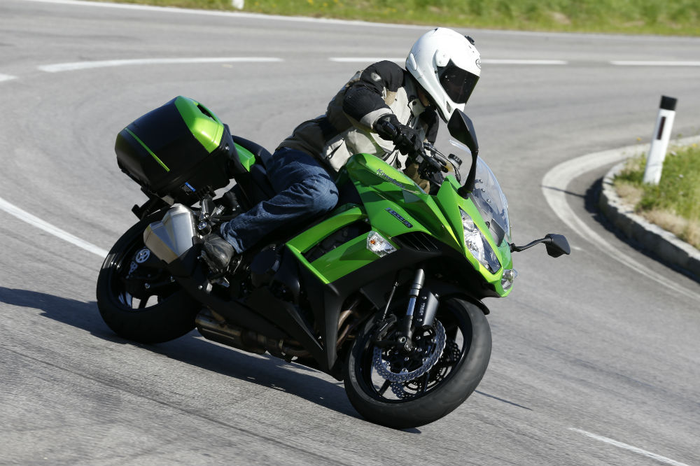First Ride: 2014 Kawasaki Z1000SX review