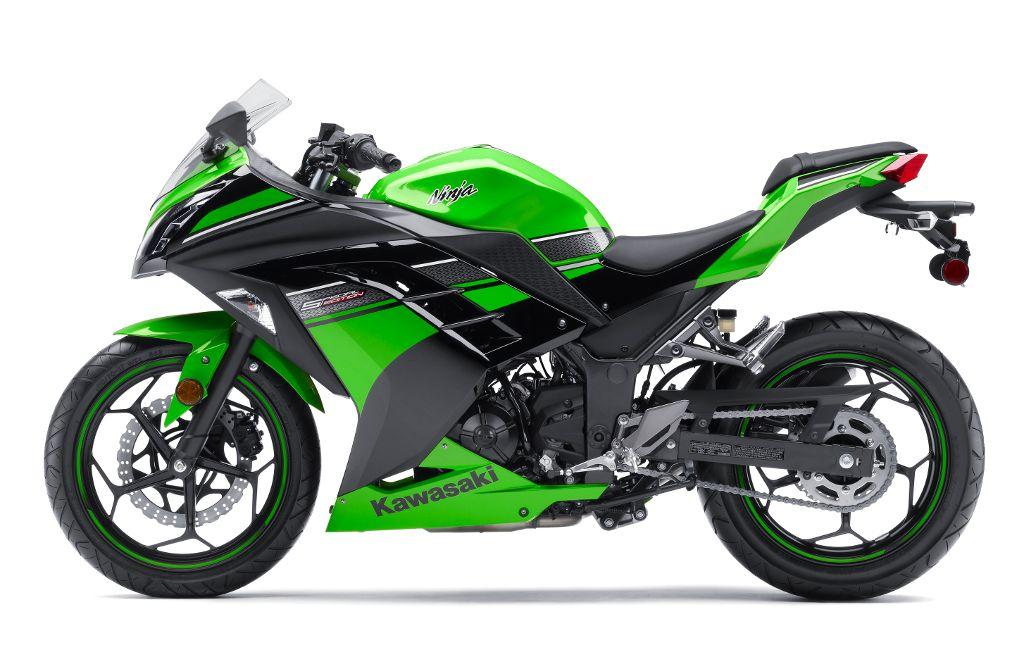 Versus: Kawasaki Ninja 300 vs KTM 200 Duke | Visordown