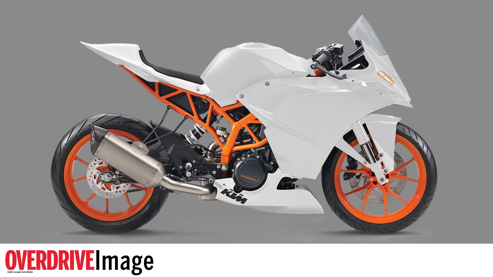 ktm set to launch rc125, 200 and 390 | visordown