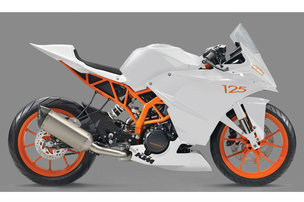KTM set to launch RC125, 200 and 390