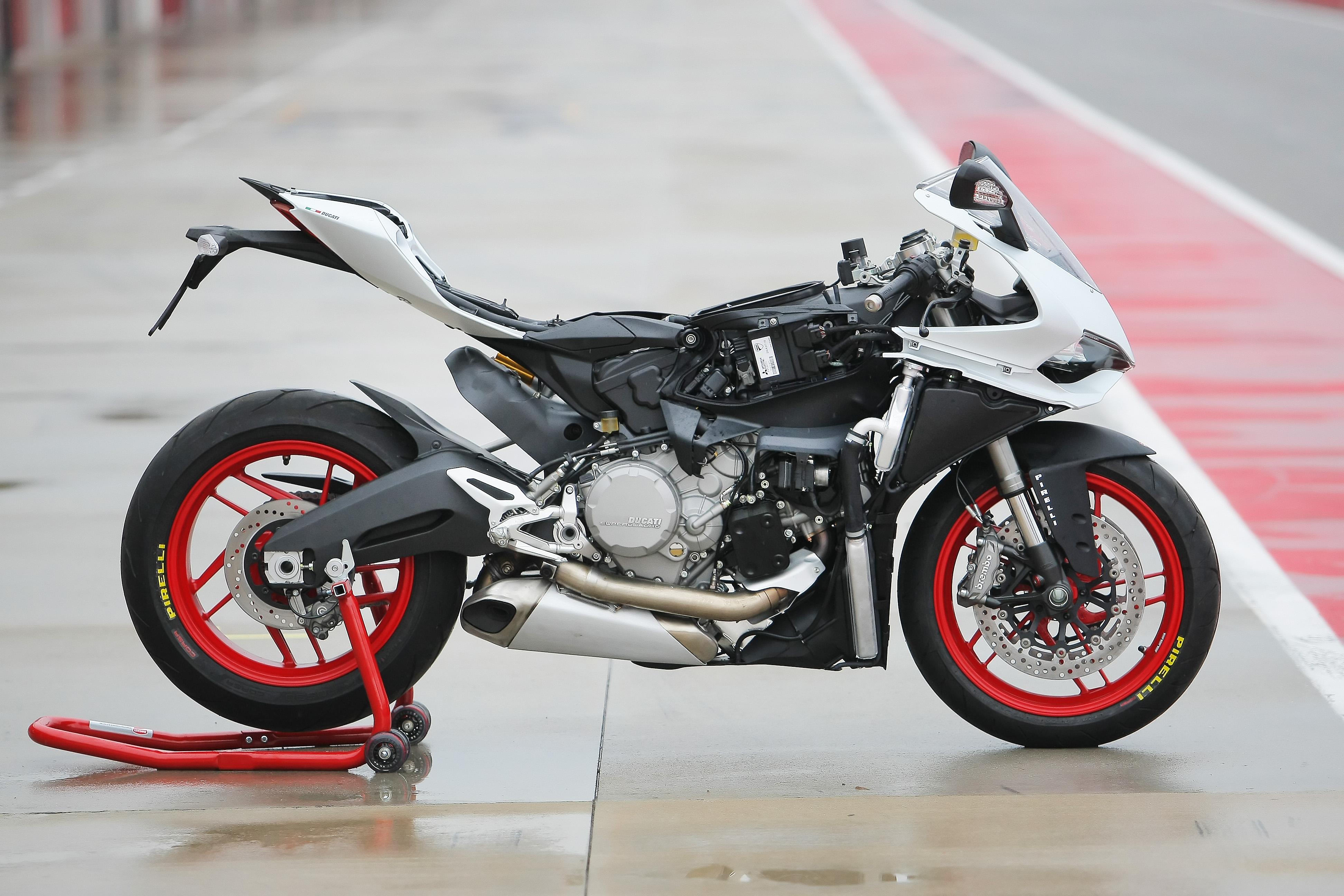 Ducati  Cost