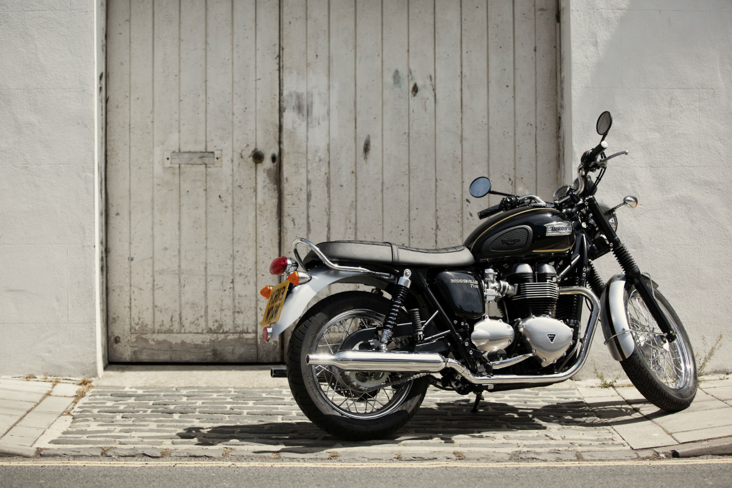 Special edition Bonnie unveiled