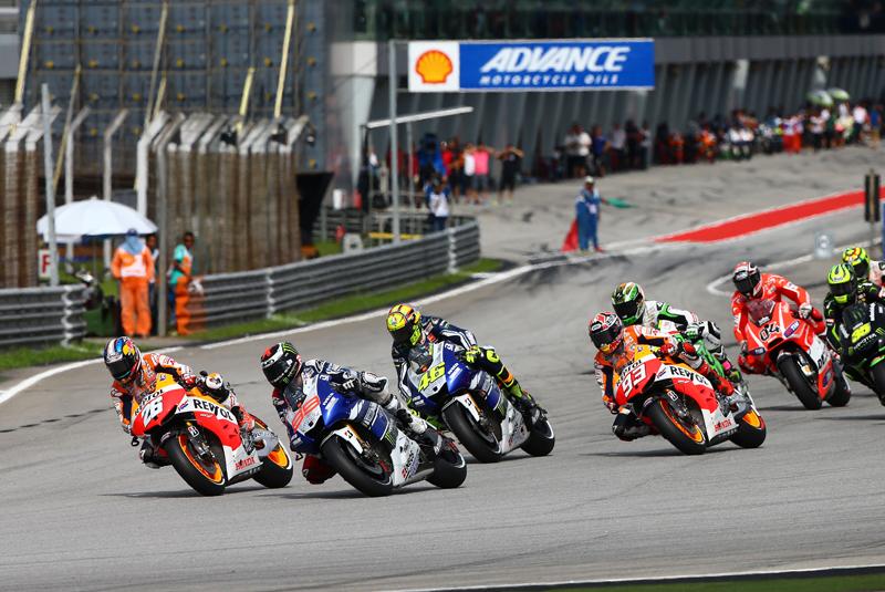 MotoGP 2013: Championship standings after Sepang
