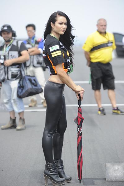 MotoGP Phillip Island Paddock Girls 2013