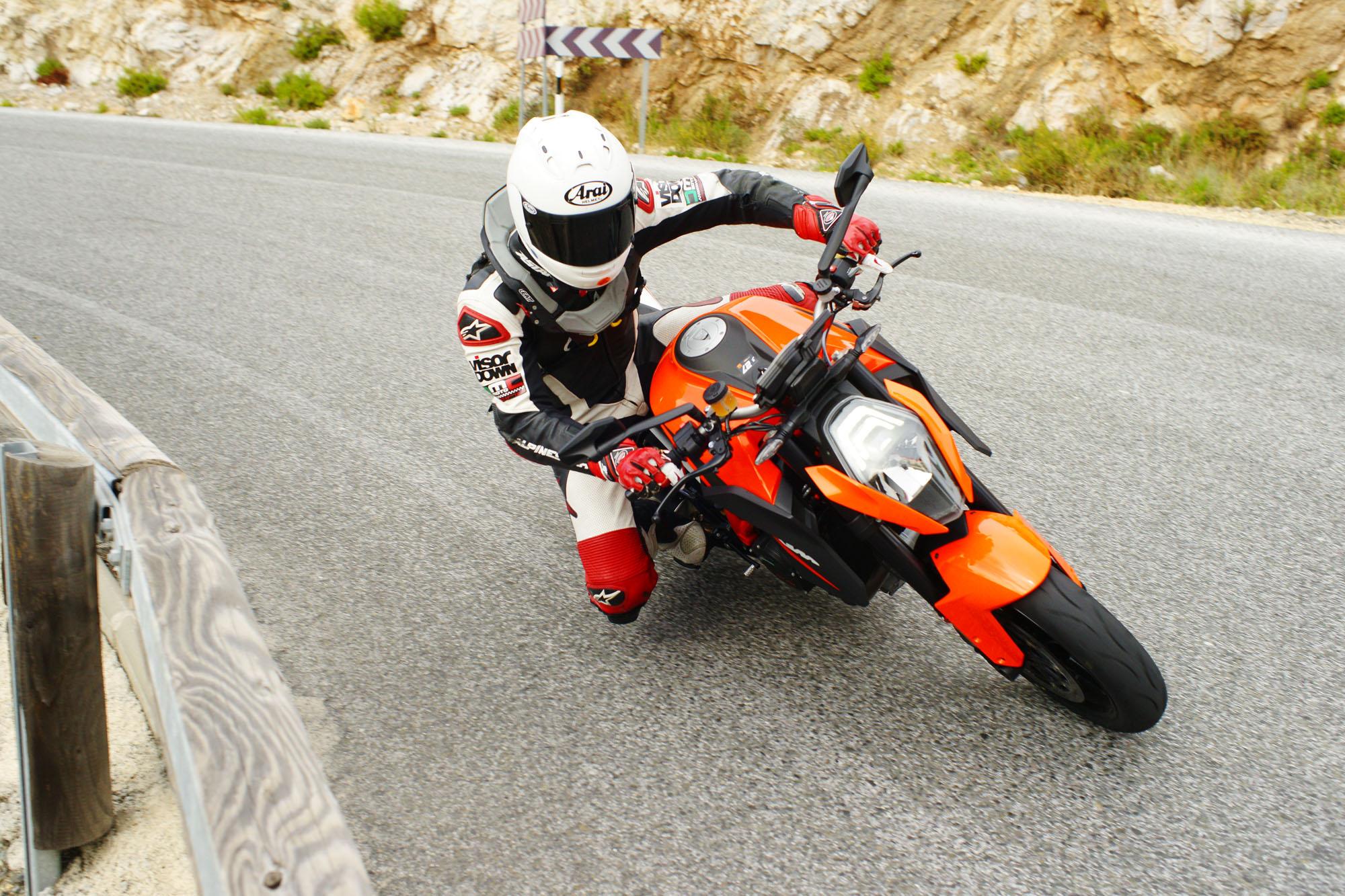 First ride: KTM 1290 Super Duke R review