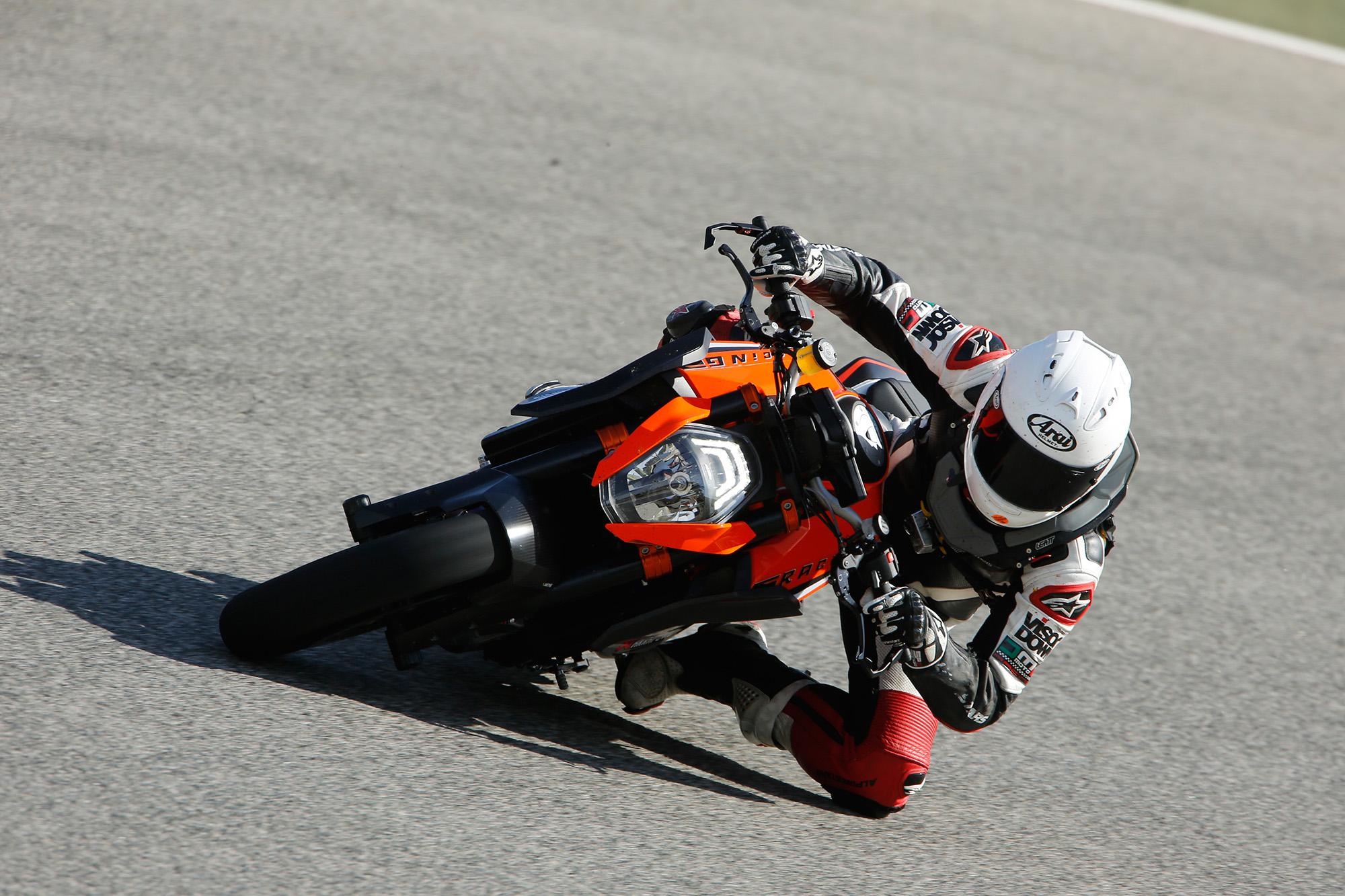 Track review: KTM 1290 Super Duke R