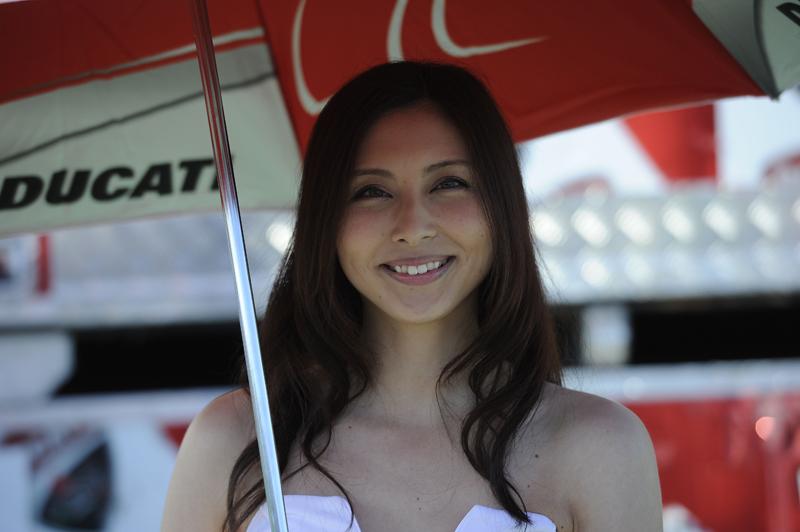 MotoGP Motegi Paddock Girls 2013