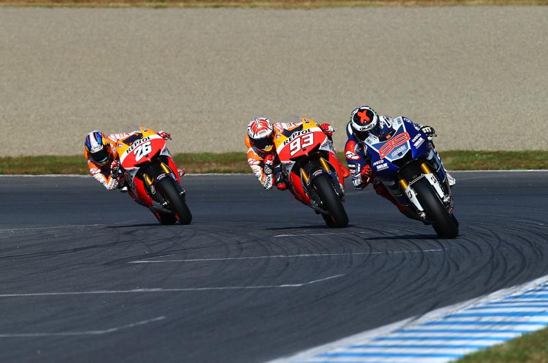 MotoGP 2013: Championship standings after Motegi