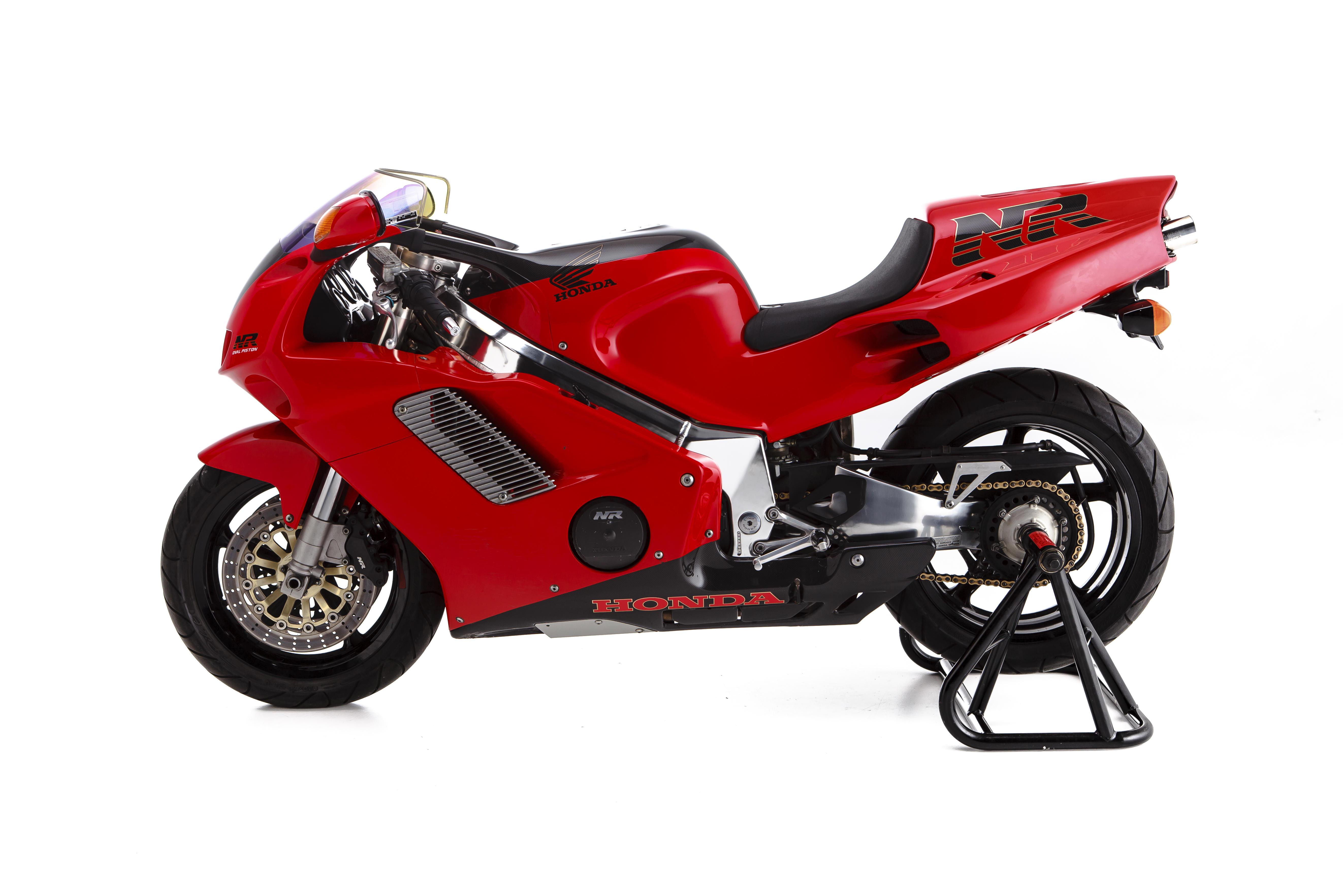 Honda NR750 sells for £57,500