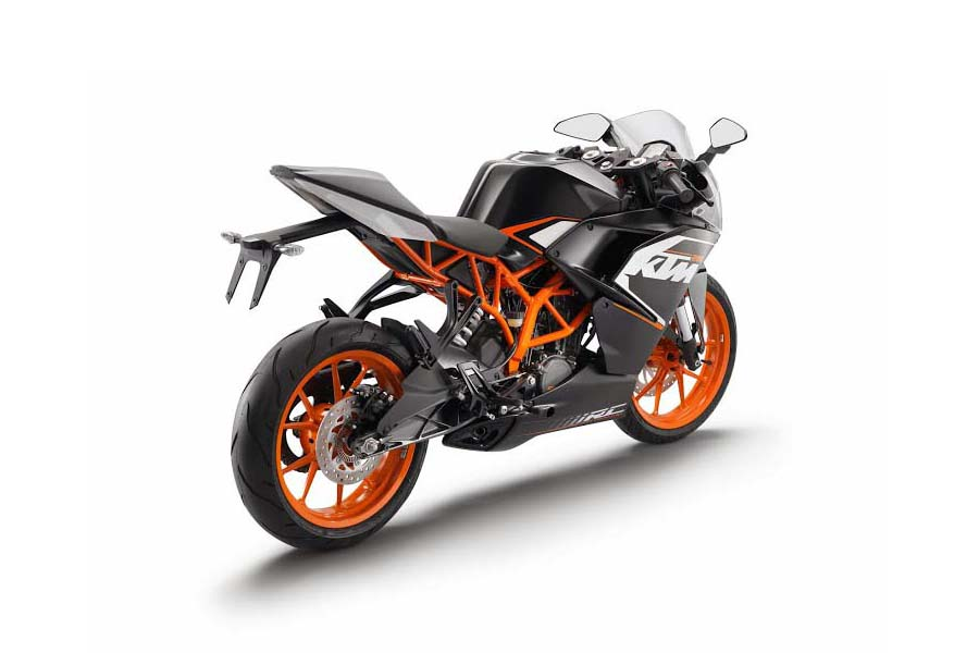 KTM RC125 and RC200 revealed