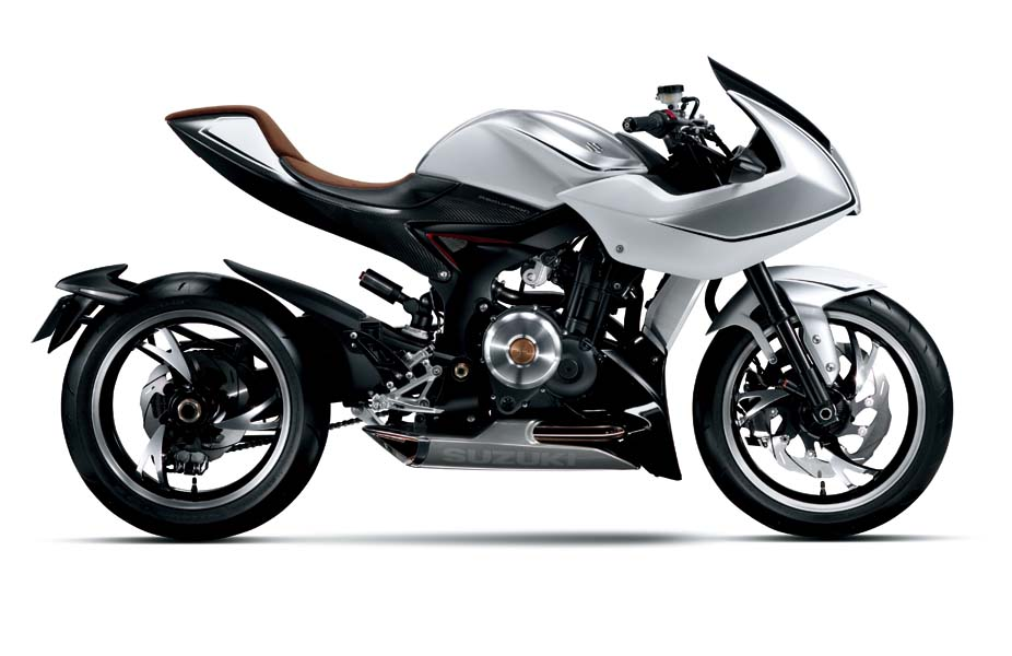 Turbo-charged Suzuki concept
