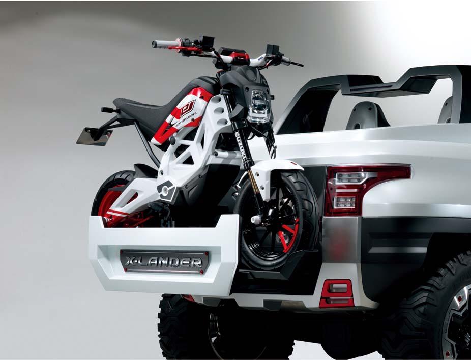 Suzuki Extrigger Price In India