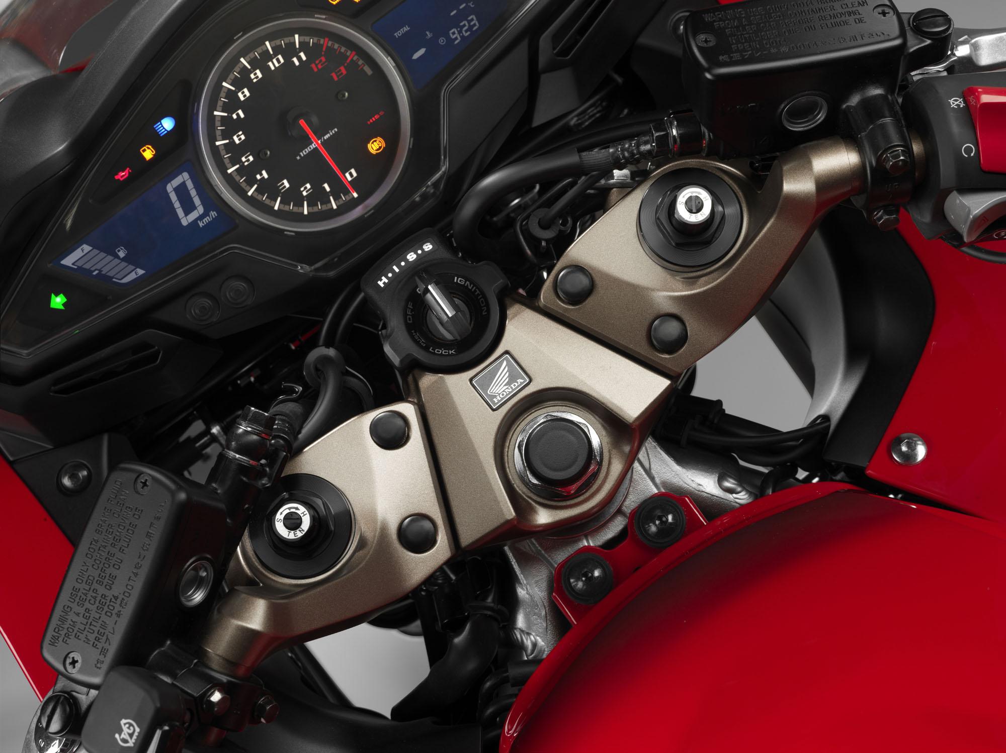 2014 Honda VFR800F