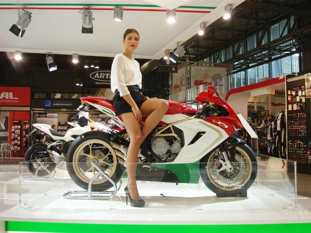 Bmw All Models List >> EICMA motorcycle show girls 2013 | Visordown