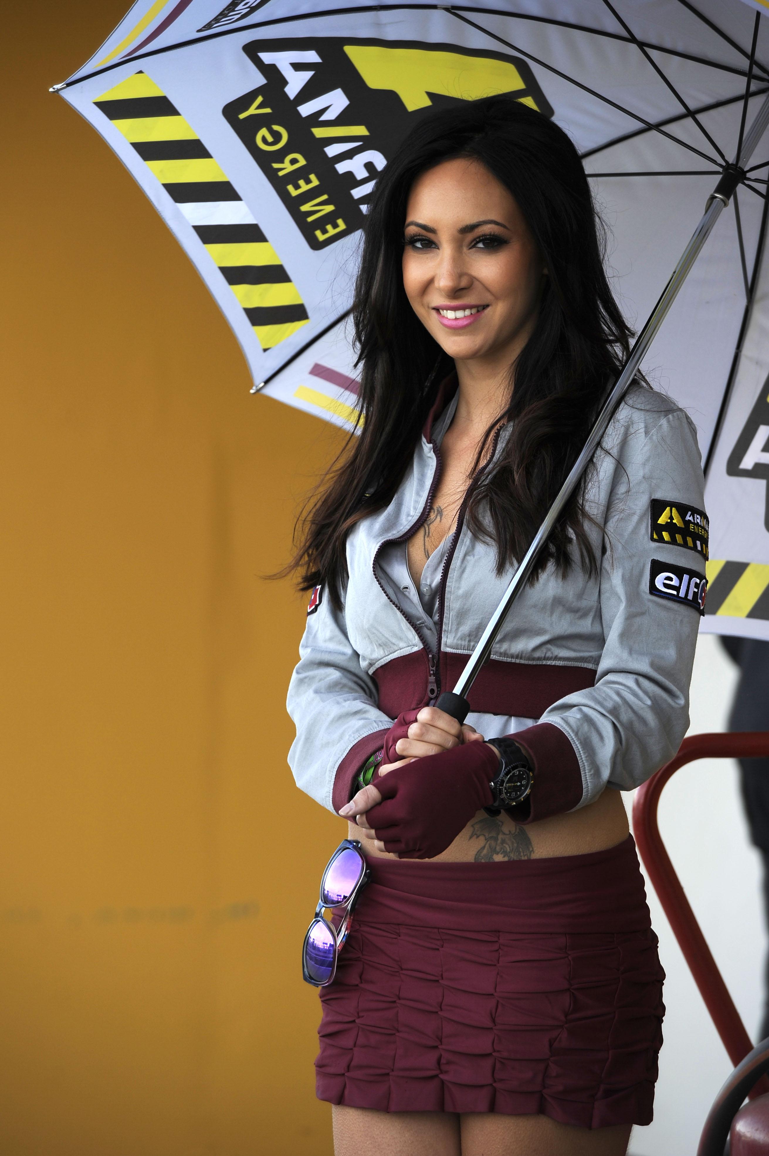 MotoGP Valencia Paddock Girls 2013