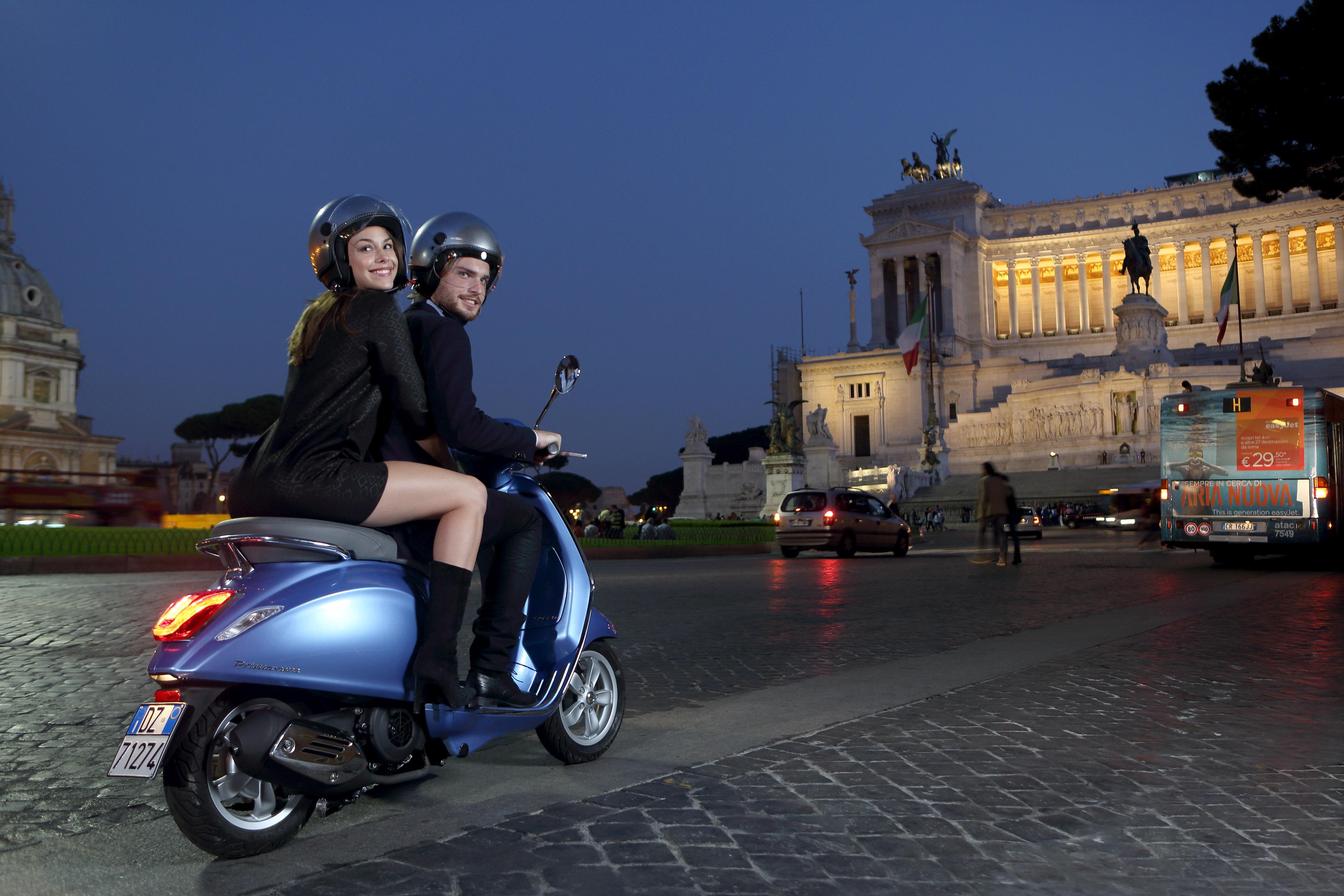 First ride: Vespa Primavera review