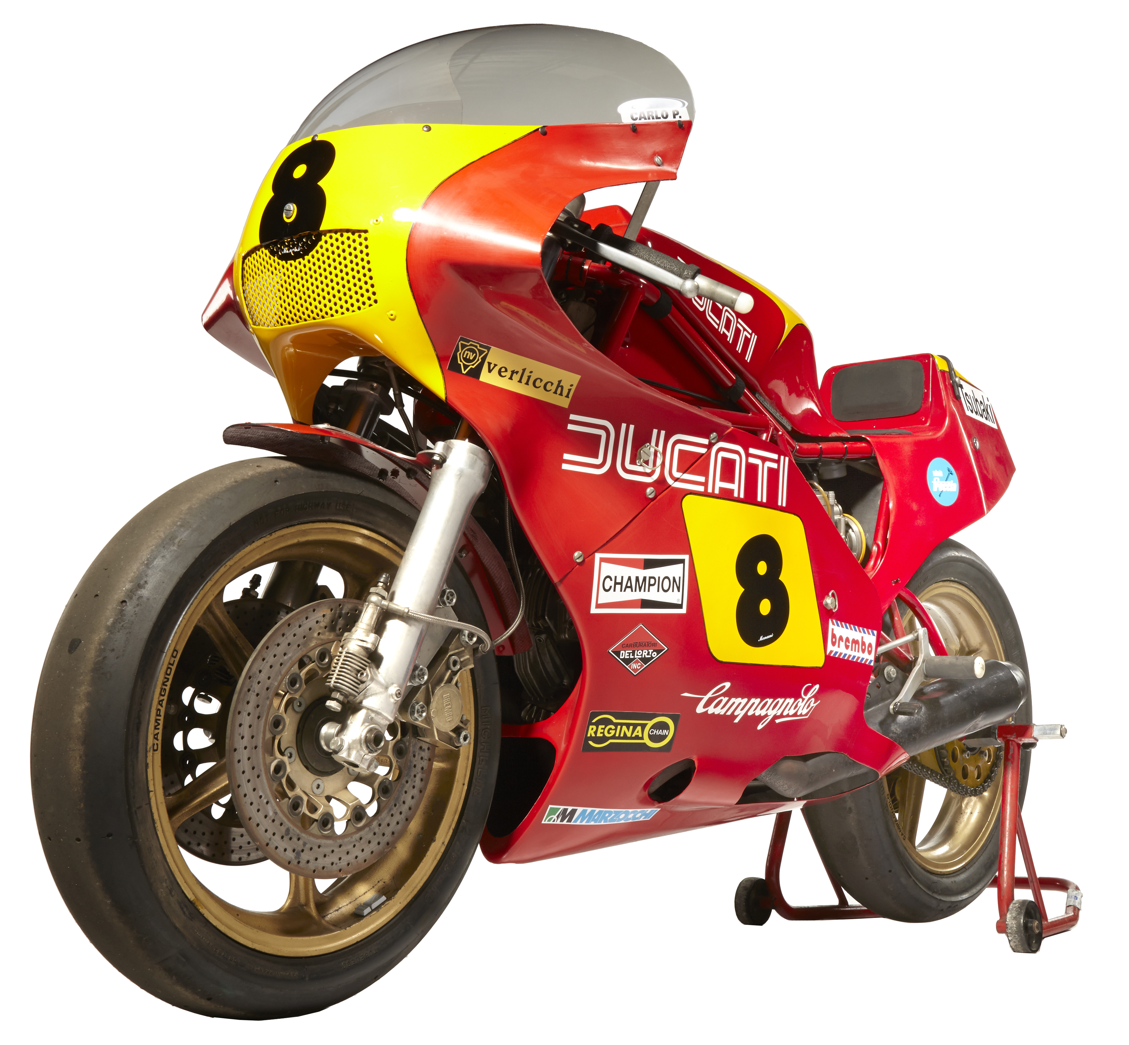 Ultra-rare Ducati collection up for auction | Visordown