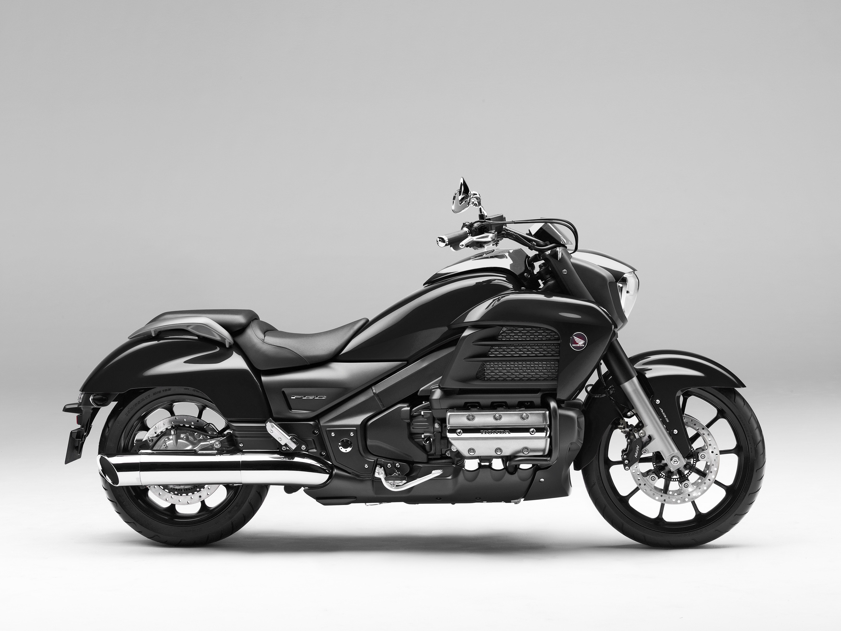 Revealed: Gold Wing F6C
