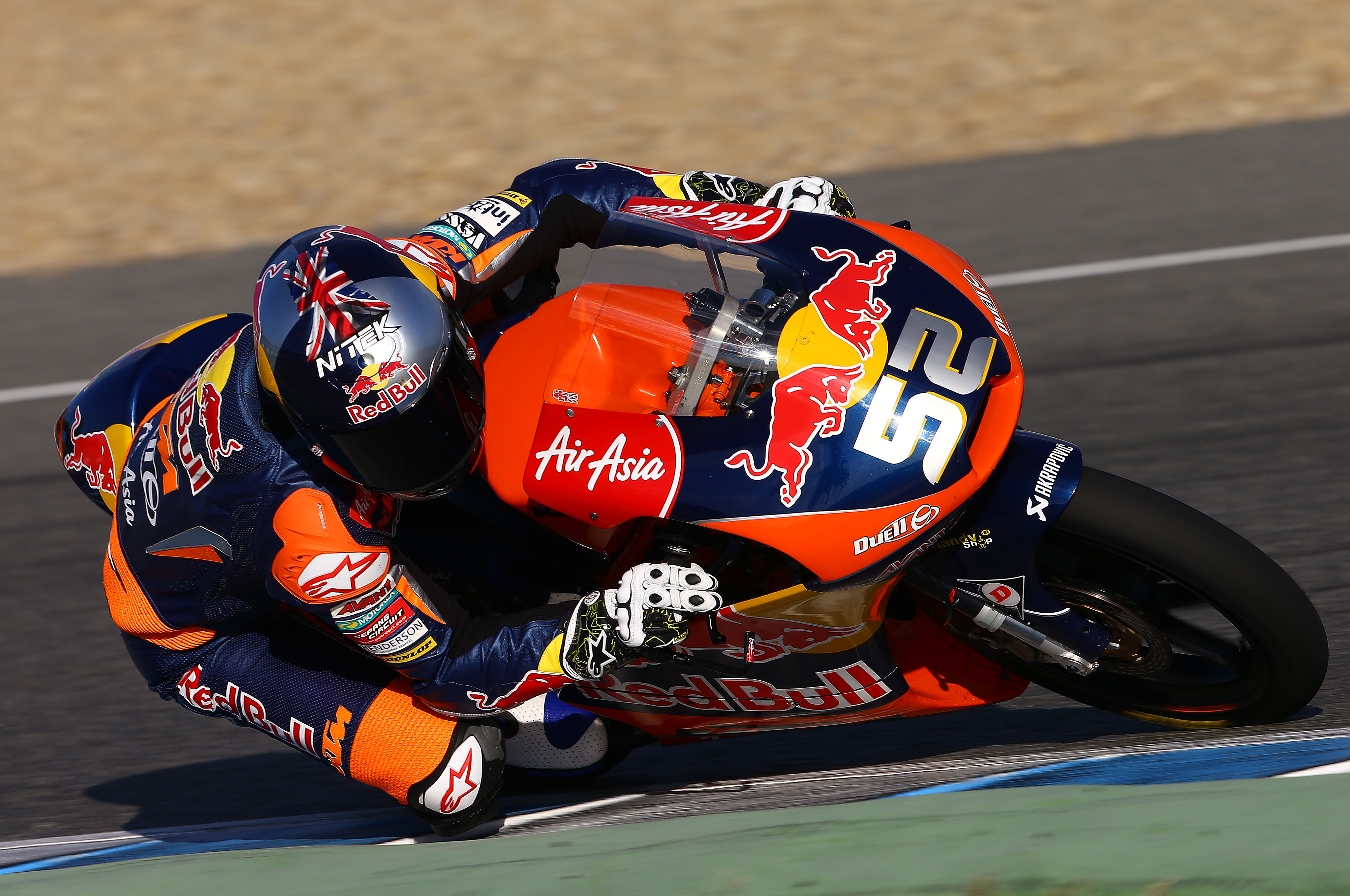 Danny Kent: Seven things I know