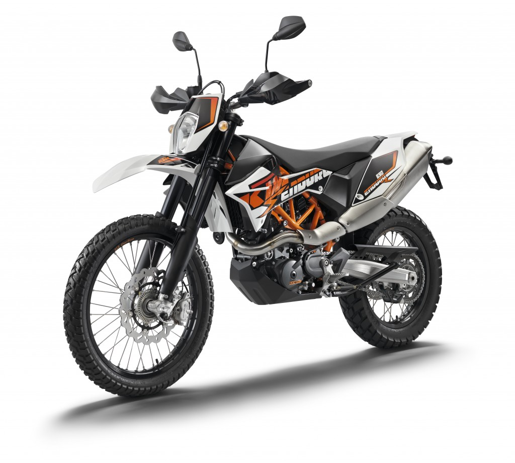 KTM 690 Enduro R gets ABS