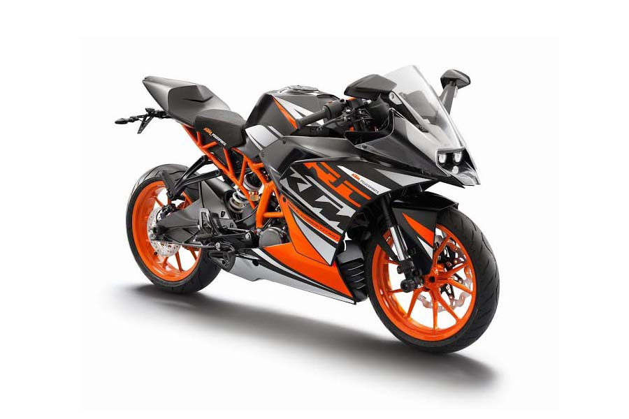 KTM 2014 prices announced