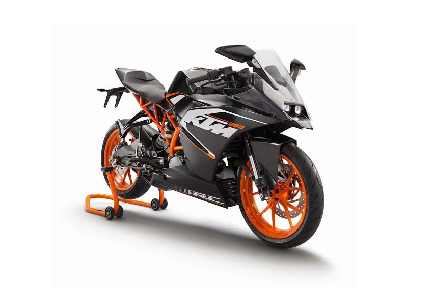 KTM RC200 not coming to the UK