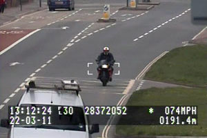 Top 10 ways bikers annoy the public