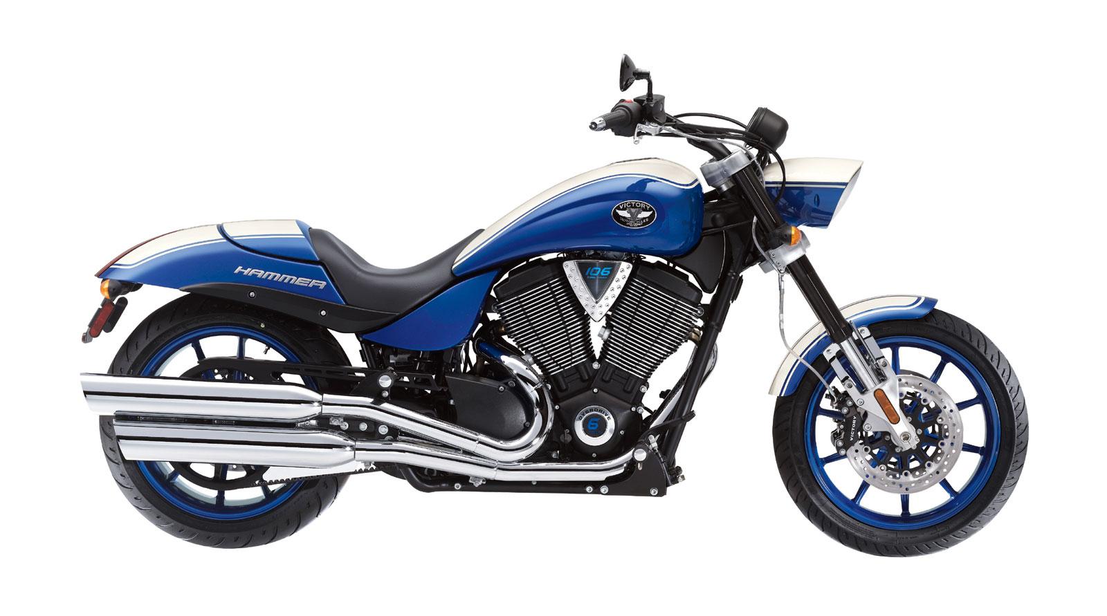 Top 10 biggest-capacity motorcycles | Visordown