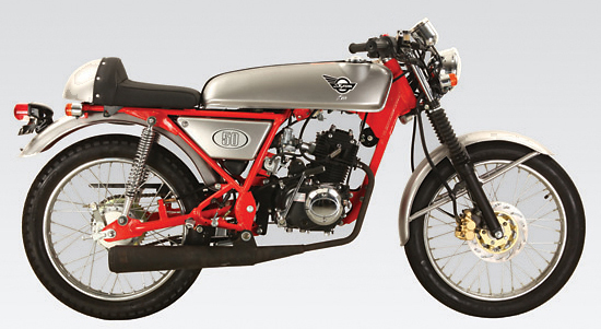 Top 10 Production Cafe Racers