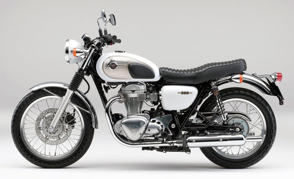 w800 kawasaki modern classic looking classics motorcycle visordown japan enfield royal