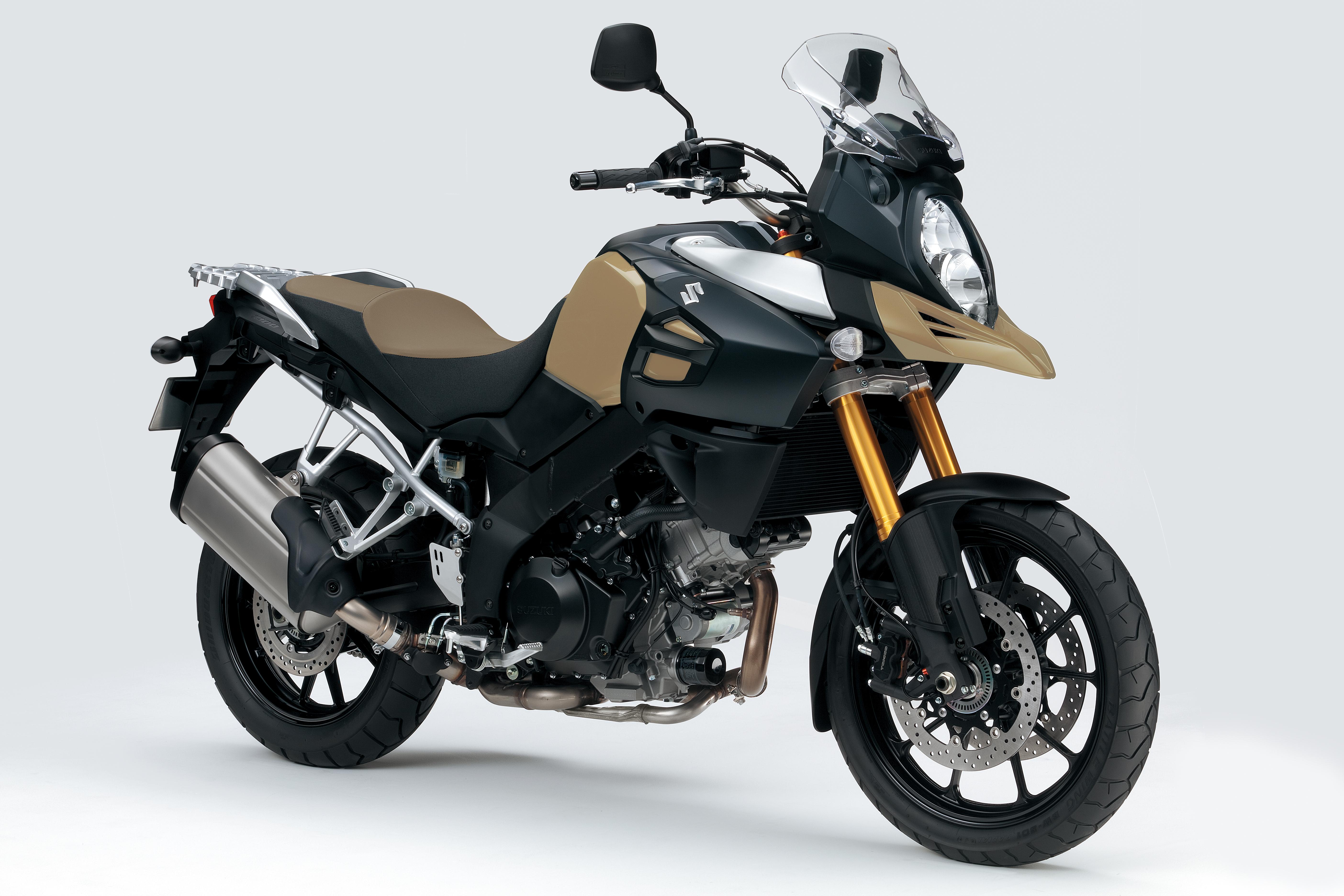 First ride: Suzuki V-Strom 1000 review