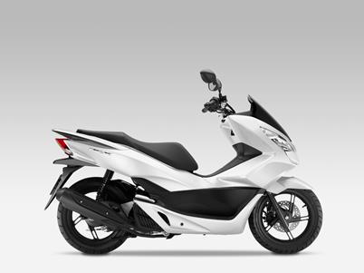 Honda's PCX125 gets upgrades for 2014
