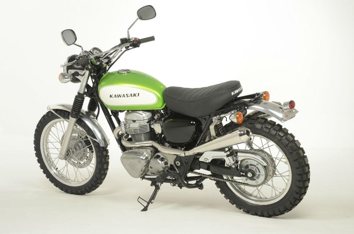 What Kawasakis W800 Should Be Like