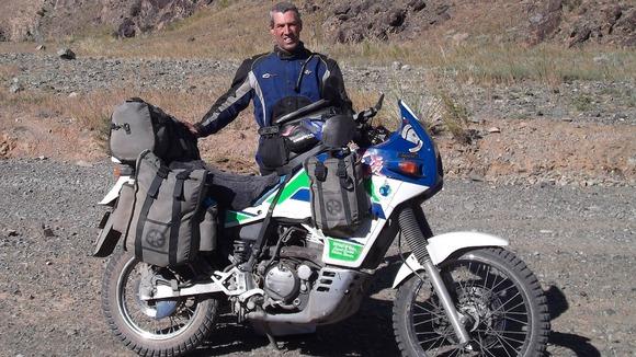 Man's stolen round-the-world bike recovered