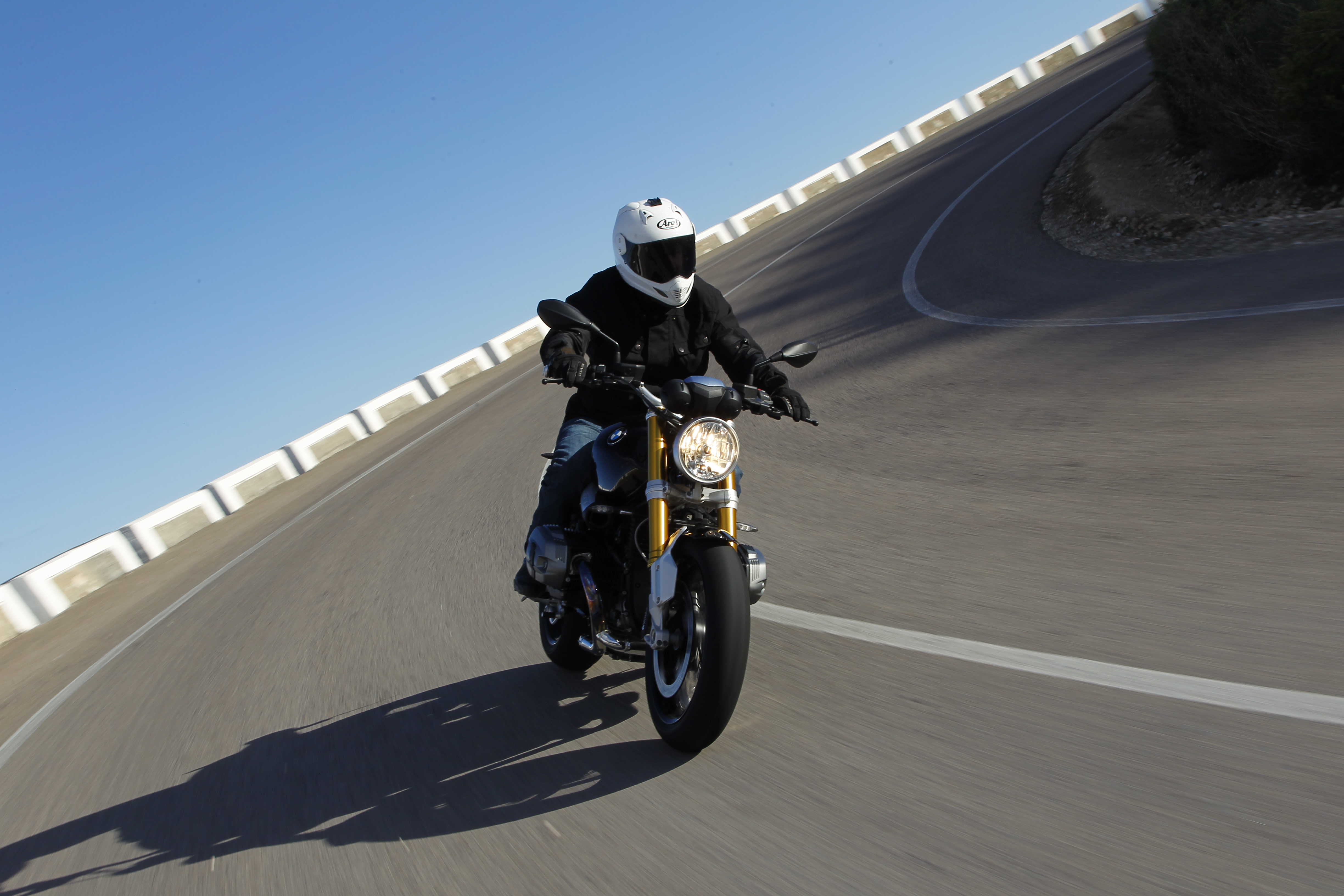 First ride: BMW R nineT review