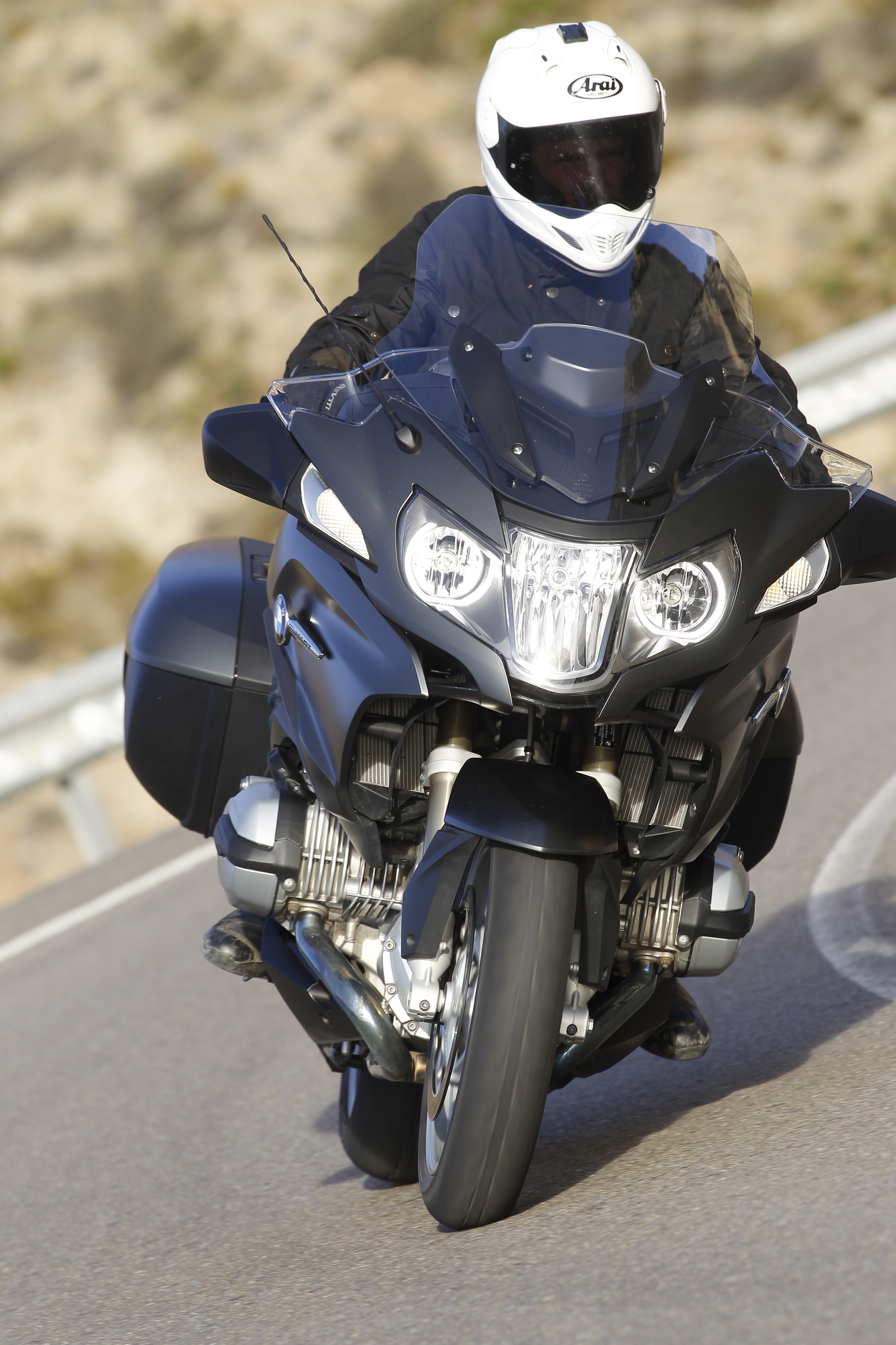 first ride: 2014 bmw r1200rt review | visordown