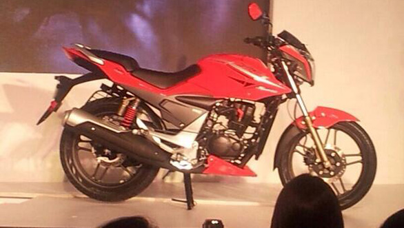 New 250cc sports bike from Hero