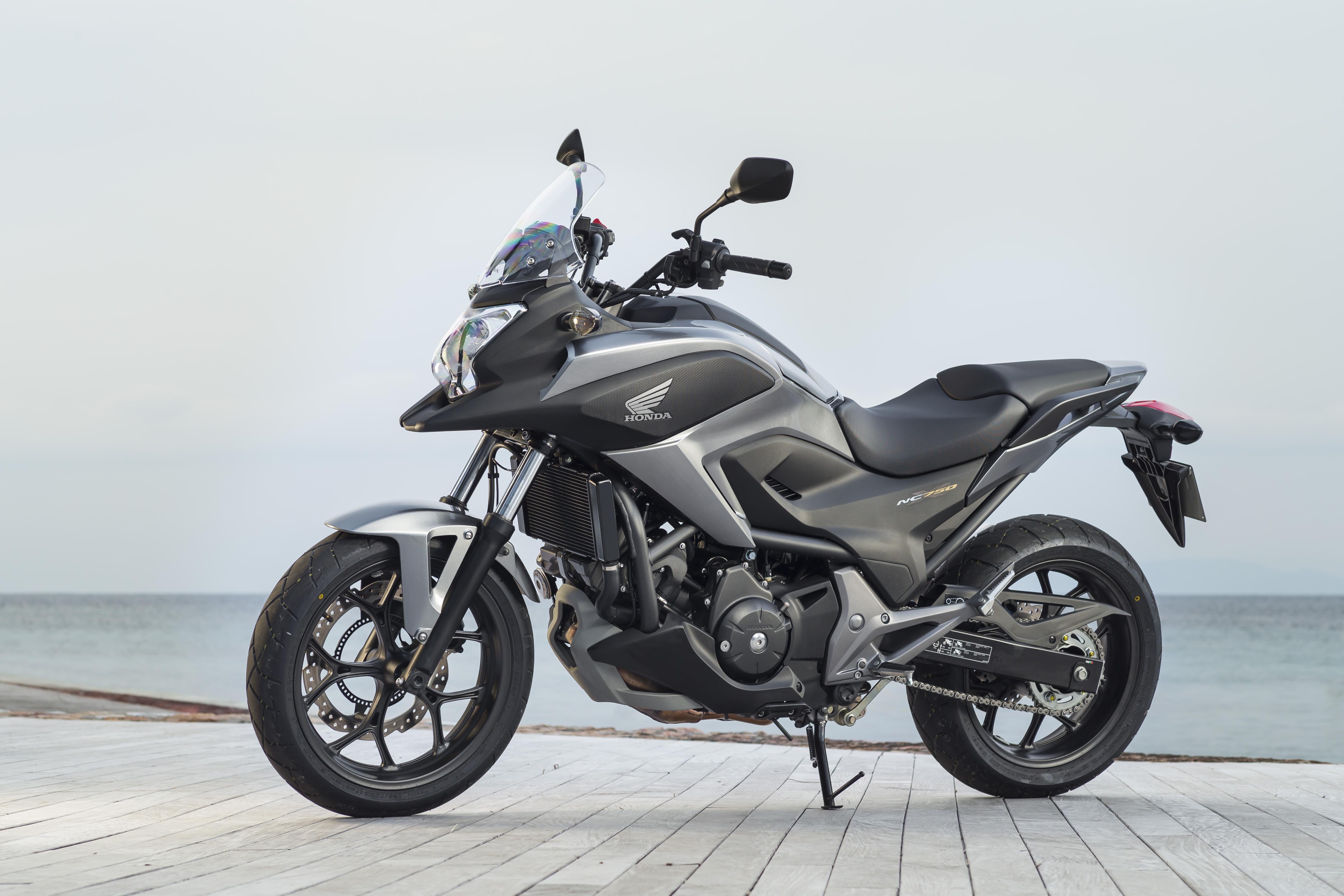 First ride: Honda NC750X review | Visordown