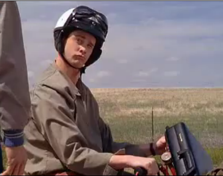 I'm buying a Honda SH300i scooter