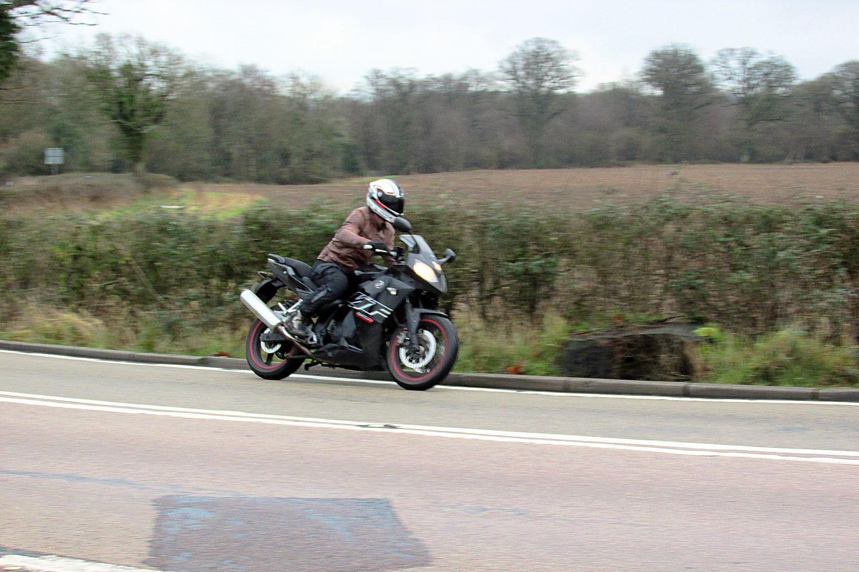 Road test: 2013 Daelim VJF250 RoadSport review